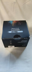 Portable Electronic Automatic Make Up Brush Cleaner Black & Rose Gold