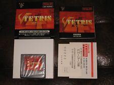 V-Tetris - Nintendo Virtual Boy VB JP Japan Import Puzzle