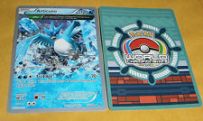 POKEMON PROMO CARD - ARTICUNO 17/108 - XY ROARING SKIES - FULL ART - WC 2015