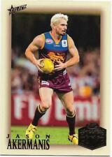 2018 Legacy Hall of Fame Limited Edition (HF236) Jason AKERMANIS Brisbane # 735