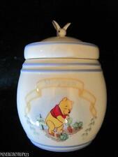 2000 Lenox~Disney Pooh Pantry Spice Jar~Marjoram~Hunny Pot~Bee~New