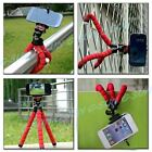 Portable Mini Flexible Octopus Tripod Stand Mount Holder Clip For Phone Camera U