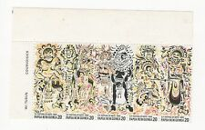Independent Nation Art, Artists Papua New Guinean Stamps