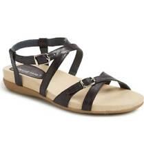 NEW David Tate Women's Farah Ankle Strap Sandal Size 11M