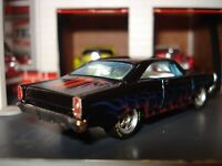 1966 FORD FAIRLANE GT 427 CUSTOM EDITION 1/64 CUSTOM WHEELS AND TIRES HW COOL!!