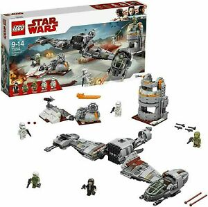 BRAND NEW AND SEALED LEGO 75202 STAR WARS EPISODE VIII DEFENSE OF CRAIT