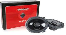 "Rockford Fosgate Punch P1683 6""x8"" 3-way Pair of Car Speakers"