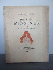 1924 - Petites Messines - Lucienne van de Caveye - Illustrated
