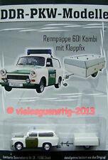 DDR-PKW Modell Trabant 601 Kombi mit Klappfix Nr. 21 Sammelserie DDR-PKW-Modelle