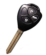 HYQ12BBY 3 Button lock unlock & trunk release uncut brand new key remote fob