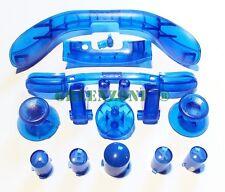Xbox 360 Controlador Azul Claro de sustitución Botones Abxy, pulgares & disparadores Inc