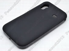 Black Matting TPU Silicone CASE Cover For Samsung Galaxy Ace S5830