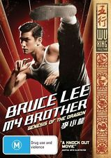 Bruce Lee, My Brother (DVD, 2011)*R4*Foreign Martial Art*Terrific Condition