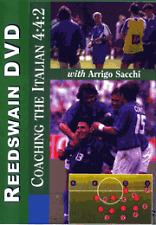 Coaching the Italian 4-4-2 w/Arrigo Sacchi Soccer DVD