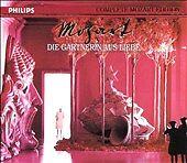 """Mozart: Die Ga""""rtnerin aus Liebe 3 CD Set Libretto Vol. 34 Unger Donath Hollweg"""