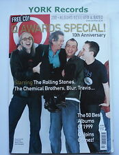 Q MAGAZINE - January 2000 - The Rolling Stones / The Chemical Brothers / Blur