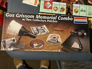 Gus Grissom Memorial Combo Mercury/Gemini 1/48 Revell-Monogram Open Box