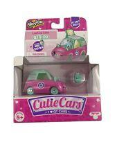 Shopkins Cutie Cars Laptop Limo QT3-09 With Mini Shopkin Die Cast Body