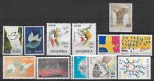 CEPT 1995 Bosnia Croata+Ala+ALB+AND Sp e Fr+BIH+CYP+FIN ** MNH Europa