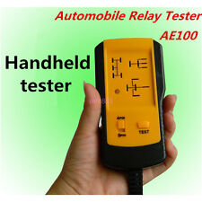 12V AE100 Electronic Car Relay Tester Automobile Vehicle Automotive Checker