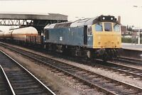 British Rail 25254 6x4 inch Rail Photo