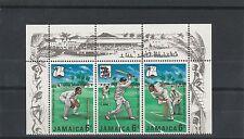 JAMAICA - 1968 - CRICKET - SET (3V) - MNH