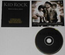 Kid Rock  Rock n Roll Jesus  U.S. promo cd  Gold DJ Stamp