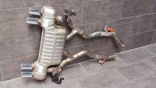 BMW M4 F82 F83 M3 F80 Auspuff Abgasanlage Endschalldämpfer 000.407 km