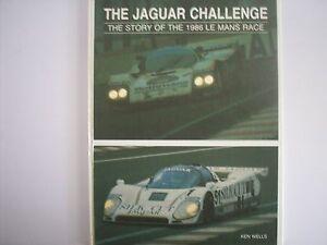 THE JAGUAR CHALLENGE THE 1986 LE MANS RACE