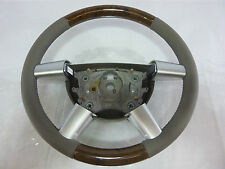 HOLDEN Commodore VY VZ SS STATESMAN WK STEERING WHEEL NEW (LEATHER) # 92148404