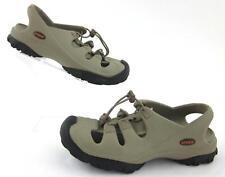 6e5f15b22bc5 Crocs  Trailbreak  Unisex Sports Sandals Tan Black Womens 8 Mens ...