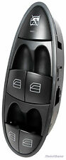 NEW 2007-2011 Mercedes Benz CLS550 Master Window Switch (Black Finish)