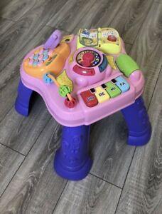 vtech Spieltisch / Kinderspielzeug