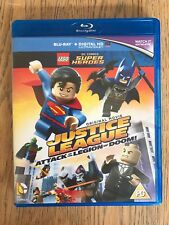 Lego justice league attack of the legion of doom - Blu-Ray - Brand new