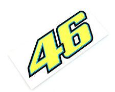 46 / Größe 6,8x17cm Moto GP Sticker/Rossi Aufkleber The Doctor, Decal,Valentino
