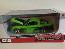 MAISTO CUSTOM MUSCLE DIE-CAST 1:24 SCALE 2011 FORD MUSTANG GT