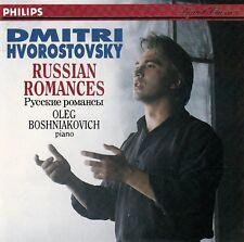 DMITRI HVOROSTOVSKY : RUSSIAN ROMANCES / CD - TOP-ZUSTAND