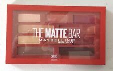 New Maybelline New York The Matte Bar Eye Shadow Palette #300