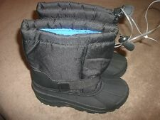 NEW Thermolite Boys Winter Boots Shoe Size 13 tagged $29.99