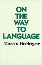 On the Way to Language, Acceptable Books