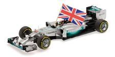 Minichamps 110140544 Mercedes AMG Petronas F1 Team W05,L.Hamilton Winner ABU Dha