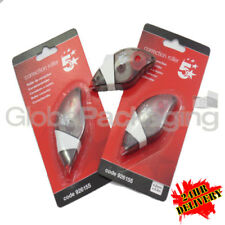 20 QUALITY TIPPEX-STYLE POCKET CORRECTION TAPE ROLLERS *24HR DEL*