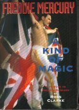 Freddie Mercury: A Kind of Magic - A Tribute to Freddie Mercury by Clarke, Ross