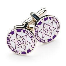 More details for new masonic order of secret monitor cufflinks osm gift