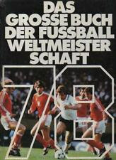 (a62018) Coupe du monde 78 le grand livre des Fussballweltmeisterschaft, großband, E