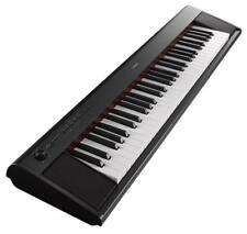 Top Yamaha Piaggero NP-12 Portable Piano mit Aufnahmefunktion 61 Tasten black