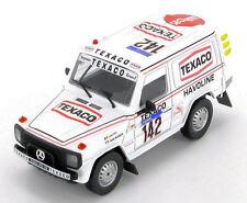 Mercedes 280 GE Winner Dakar 1983 Ickx 1:43