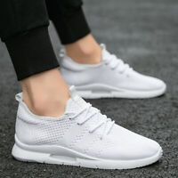 Men's Running Breathable Shoes Fashion Sports Casual Walking Athletic Sneakers