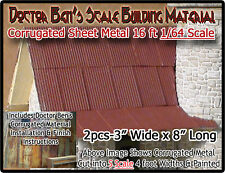 Doctor Ben's Corrugated Roofing/Siding Metal Sn3/1;64