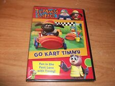 (2) Timmy Time: Go Kart Timmy & Hide and Seek (DVDs, 2011) Kids Cartoon NEW